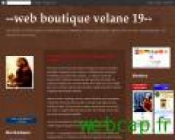 web boutique velane 19